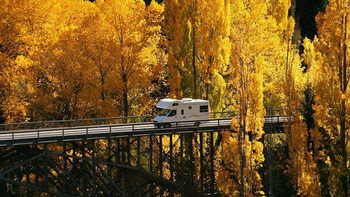 O outono combina com Central Otago
