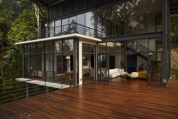 The Deck House / Choo Gim Wah Architect