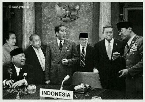 Jawaban Ilmiah Mengapa Presiden Indonesia Selalu dari Suku Jawa ??