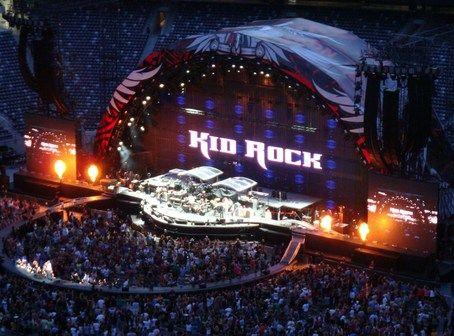 Kid Rock ~ Rebel Soul Tour ~ Australia 2013.