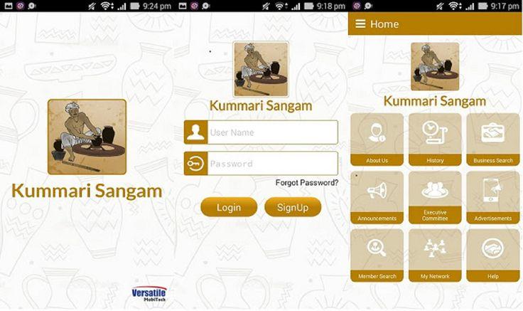 "Check out my @Behance project: ""Kummari Sangam Mobile Application"" https://www.behance.net/gallery/52508801/Kummari-Sangam-Mobile-Application"