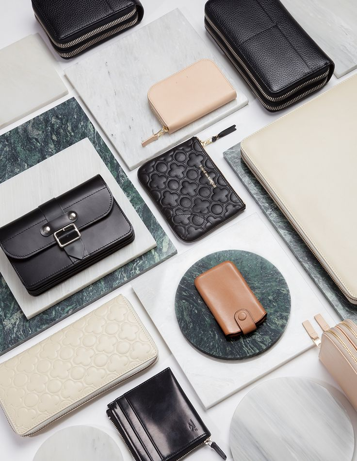 Give Up The Velcro - Small Leather Goods