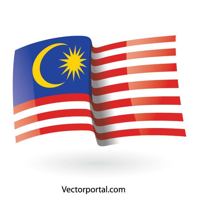 Malaysian Flag Malaysia Flag Flag Vector Free