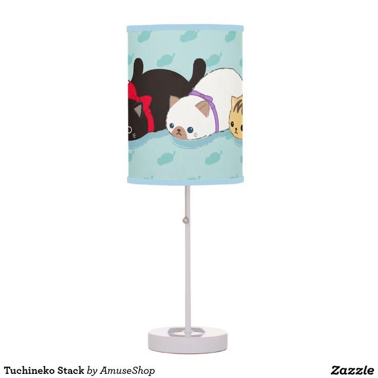 Tuchineko Stack Desk Lamp #lámpara #lamps
