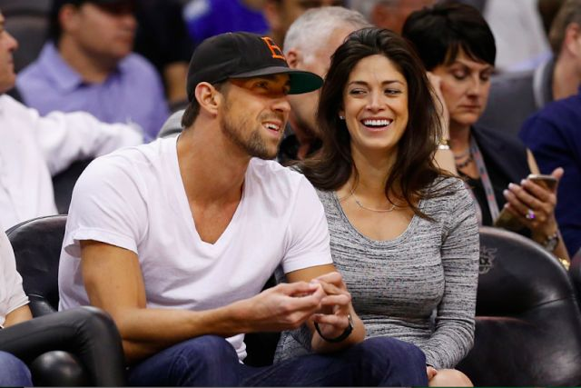 Who Is Nicole Johnson, Michael Phelps' Fiancée? 6 Facts As She Cheers On USA At 2016 Rio Olympics