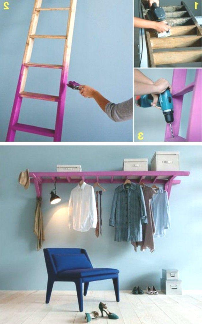 Kleiderstange Kleiderstange Verwendung Verwendung Kreative