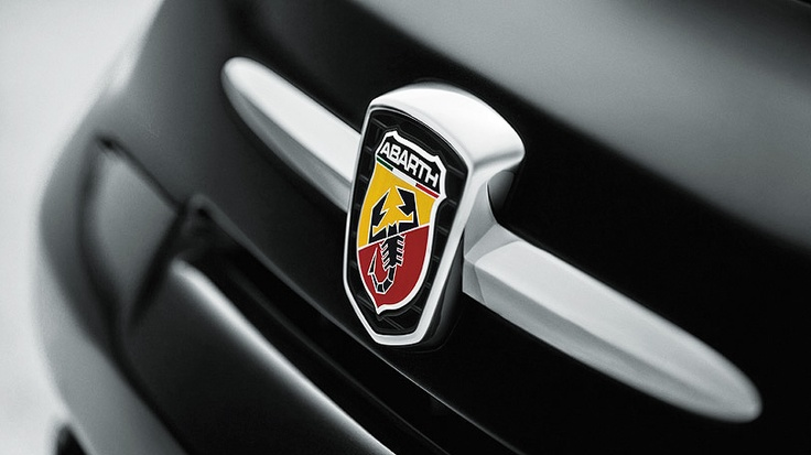 Fiat 500 Abarth Badge