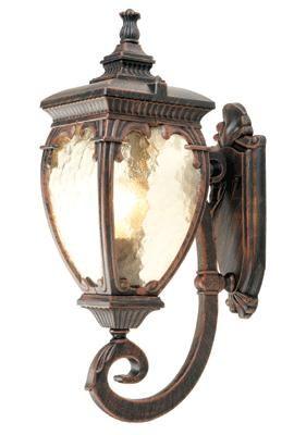 Уличный настенный светильник Венеция G5201S