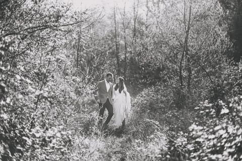 Oviedo wedding photographer for a small intimate elopement exchange of vows boho dress marta del pozo forest of zoreda, asturias spain destination photographer #oviedo #elop #elopement #asturias #vows #gijon #zoreda #planner #gijon #crown