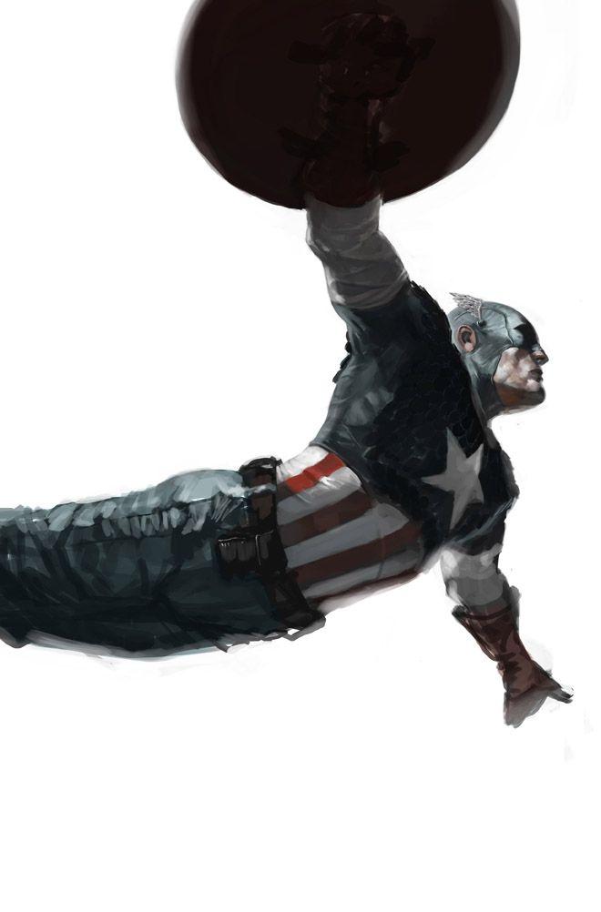 Captain America (Steven Rogers) - Marvel Comics Database