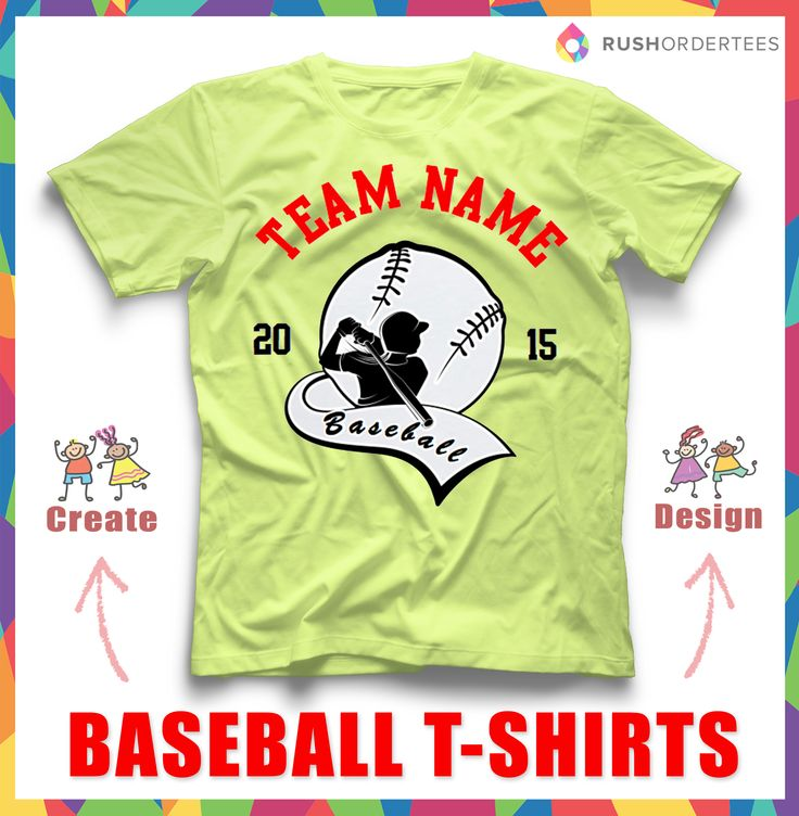 40 best baseball softball t shirts images on pinterest for Customize your own baseball shirt