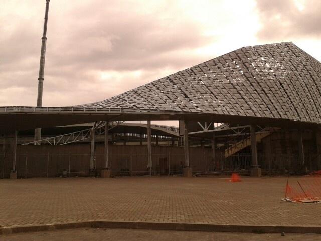 Estadio Chinquihue / Puerto Montt / Región de los lagos