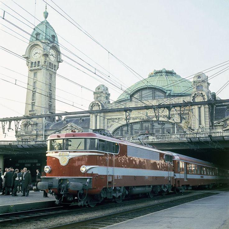 Capitole Paris - Limoges en gare de Lyon, Paris