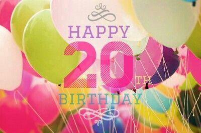 Awe Inspiring Image Result For Happy Birthday 20 Happy 20Th Birthday Personalised Birthday Cards Veneteletsinfo