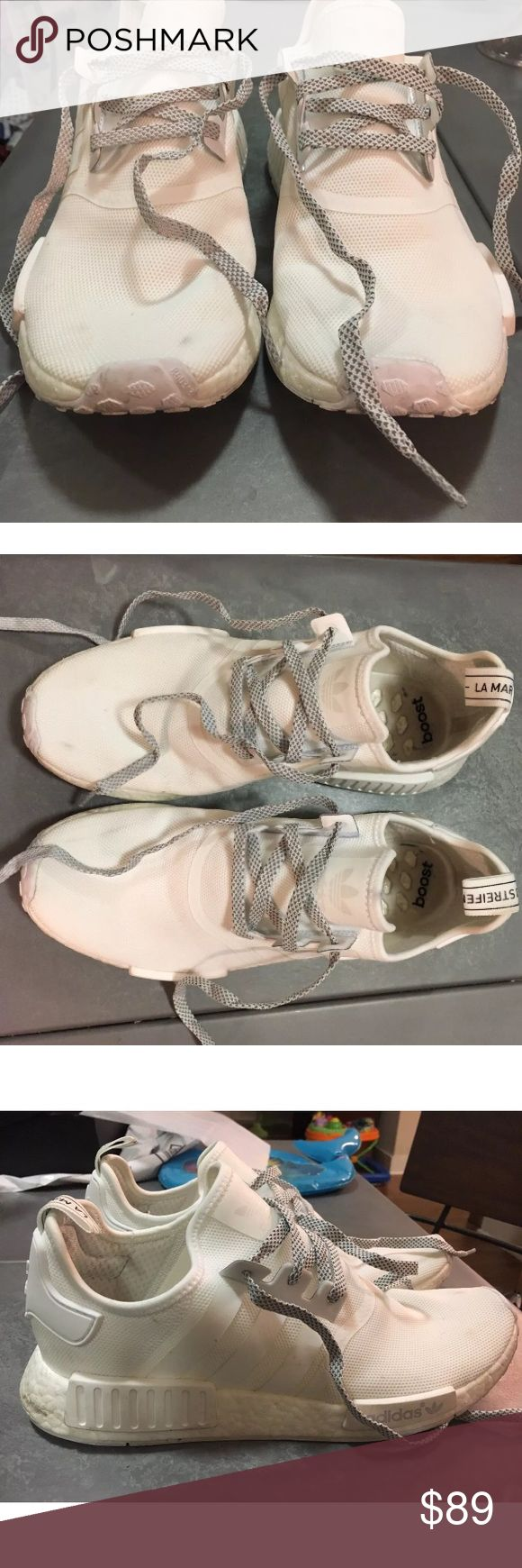 5cb799fdf3ab3 2016Adidas NMD R1 Runner WOMENS Salmon S76006 review from