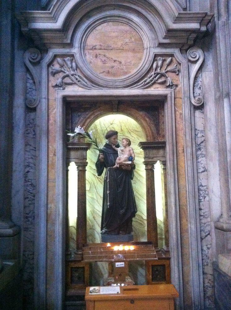 479 Best St Anthony Of Padua Images On Pinterest