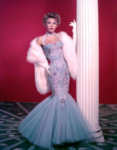 Fripperies and Fobs Costume designed by Anna Duse for Vera-Ellen in Let's Be Happy (1957)