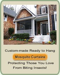 Mosquito Netting | Screen Porch U0026 Patio Enclosures Kits