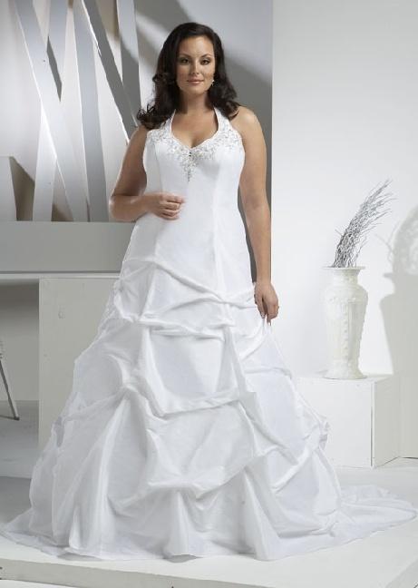 Casual plus size wedding dresses wedding dresses pinterest for Casual wedding dresses for plus size
