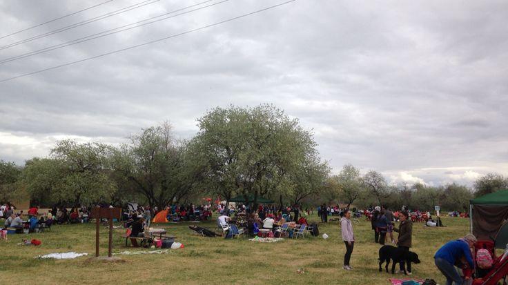 San Marcos 2015 en Bolitas del Airón