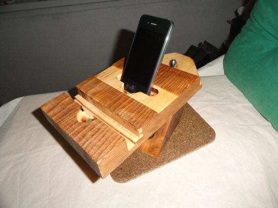 Dual charging Dock-Station Ipad/iphone (360 degrees rotation) on Etsy, $75.00