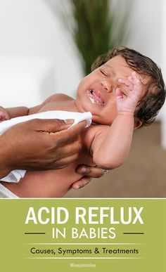 Visible symptoms like breathing issues, spitting, & vomiting are early indications of acid reflux in babies. Do you think your baby is a victim of this? Read on