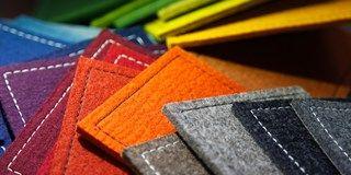 Fraster felt colors