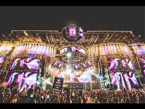 Tiësto - Live @ Ultra Music Festival 2015 - YouTube