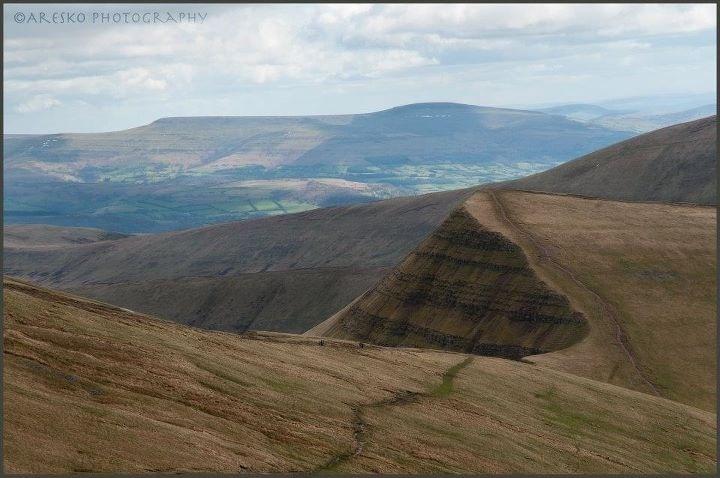 Pen-y-Fan, Powys, Wales
