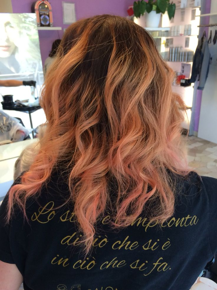 Pesca color, New trend 2016, it's my work