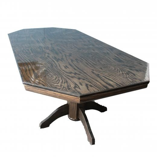 (8) Sided Dining Table Top With Sides · Custom Poker ...
