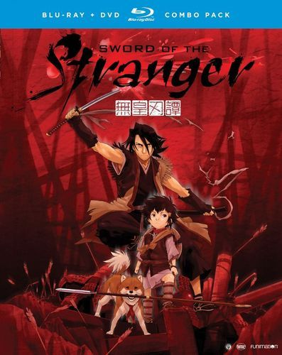 Sword of the Stranger [Blu-ray/DVD] [2 Discs] [2007]