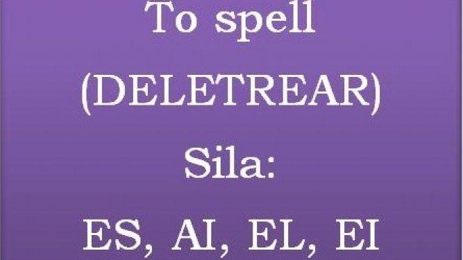 Cómo aprender a deletrear BIEN en inglés
