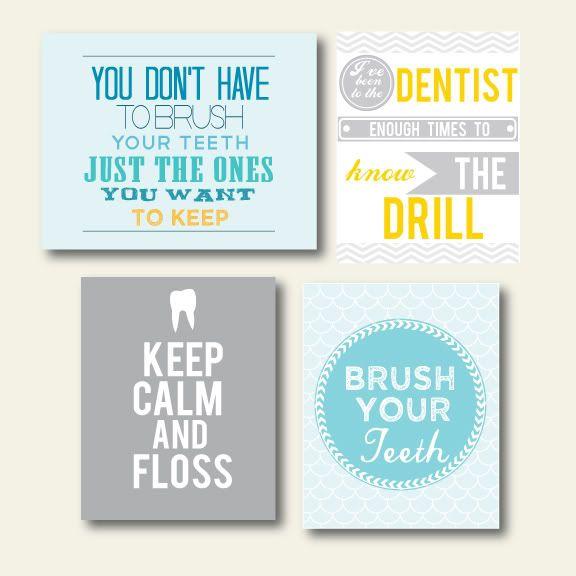 dental office decor - Google Search