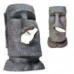 Moai Tissue Houder