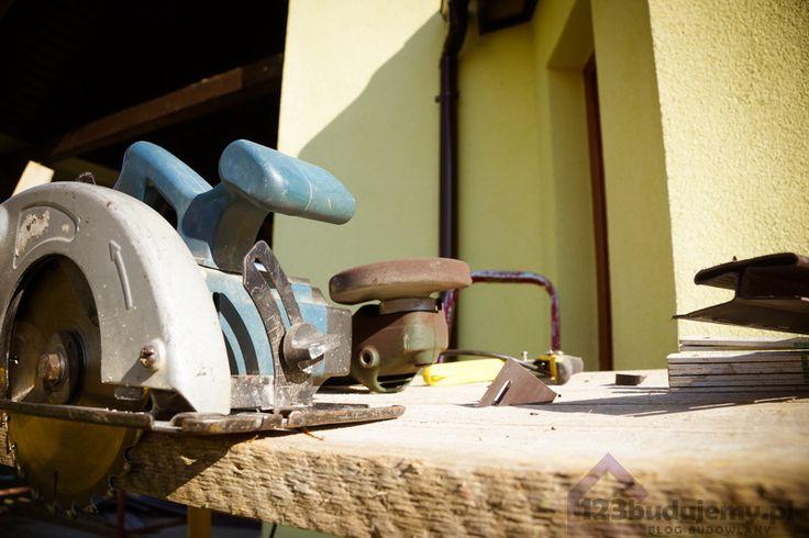 #Narzędzia ręczne niezbędne przy montaży podbitki - #Podbitka, #Gamrat, Podbitka Dachowa, #Wykusz, Narzędzia