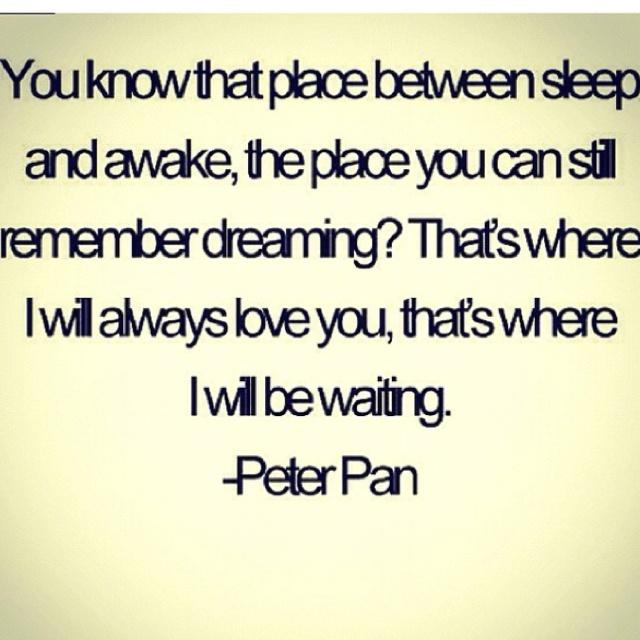 Everybody loves Peter Pan