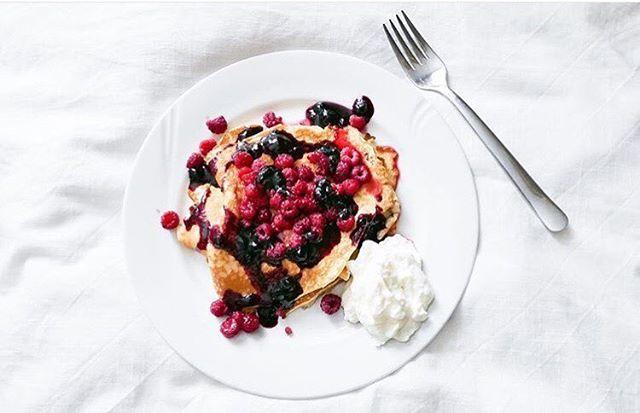 Matinspiration ifrån vår tag #sportkost  Som nu har över 15000 tags!  Har du testat proteinpannkaksmixen ifrån #northnutrition ?! #pancakes #protein #eathealthy #eatgood #inspiration #motivation