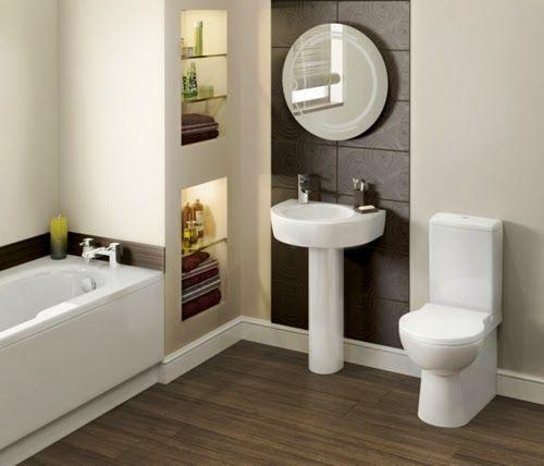 17 mejores ideas sobre decoracion de baños sencillos en pinterest ...