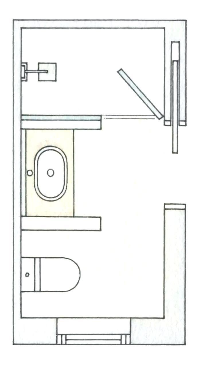Largeur Wc Suspendu Geberit bathroom layout plans | salle de bain petite | salle de bain