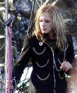 Jonne Aaron Liimatainen ~ Singer, Negative