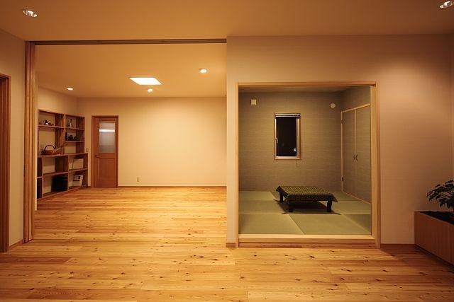 「Y邸・畳の部屋」記事の画像