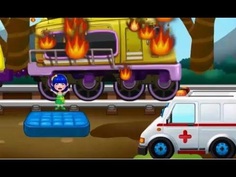 Развивающие мультики про машинки для детей будут учить маленьких малышей, как пожарные машины спасают детей #мультики про машинки #развивающие #мультфильмы #kids #пазлы машинки #eggs #fire #music #пожарная машина