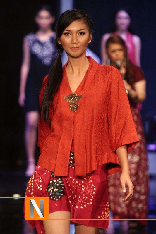 1261 best beautiful batik images on Pinterest  Batik fashion