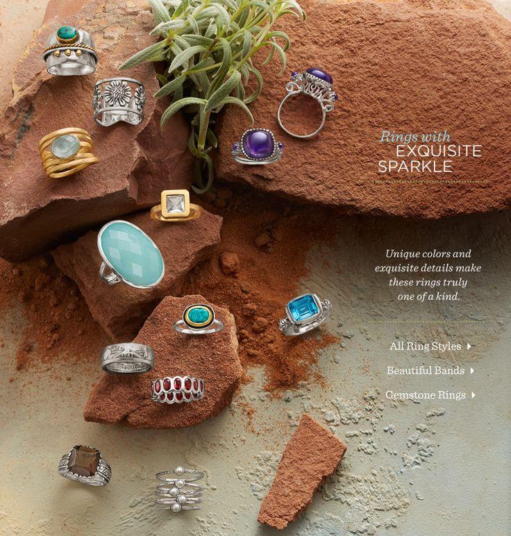 Women's Rings | Robert Redford's Sundance Catalog