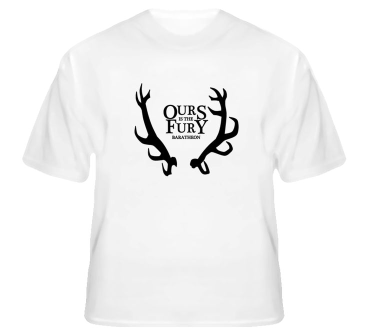 Ours is the Fury Tshirt