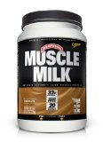 Chocolate milk can prevent muscle damage. When you were exercising, your muscle can get some pain or accident, moreover if you don't do enough stretching before exercising. A research said that if you drink muscle milk after exercising, it will be able to prevent muscle damage