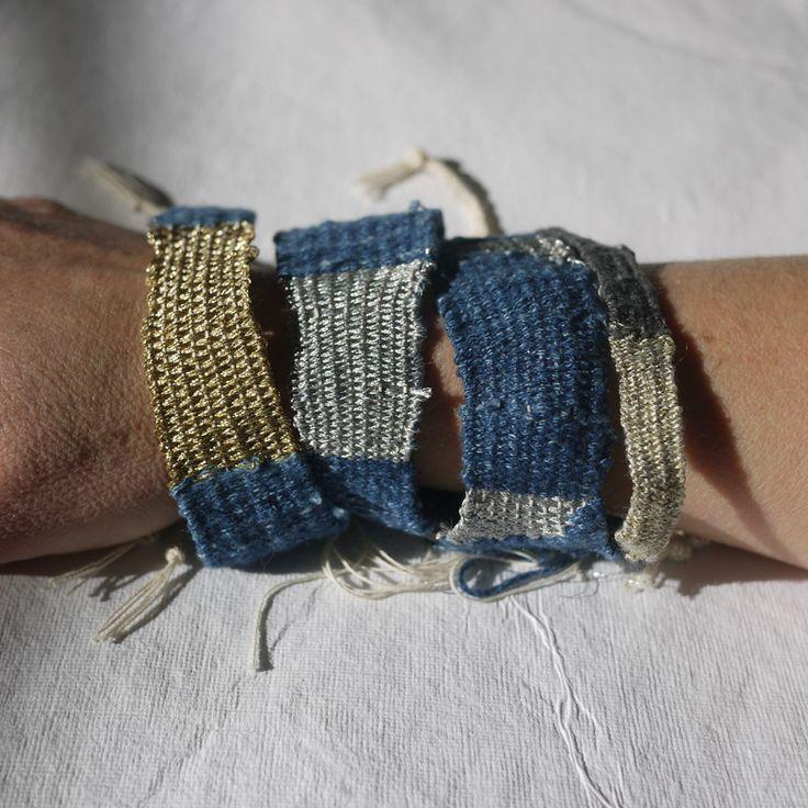 bracelet LOOM http://myriambalay.fr/