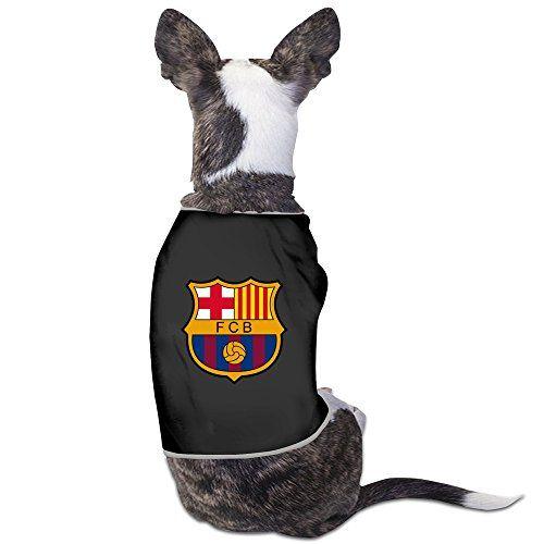 FC Barcelona Logo Dog Jackets