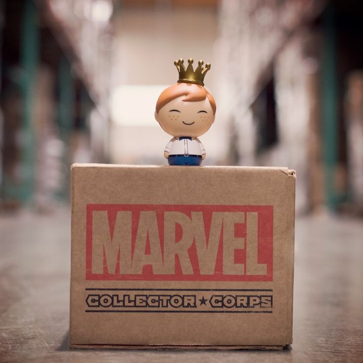 Marvel Collector Corps – The Ultimate Marvel Collectibles Subscription